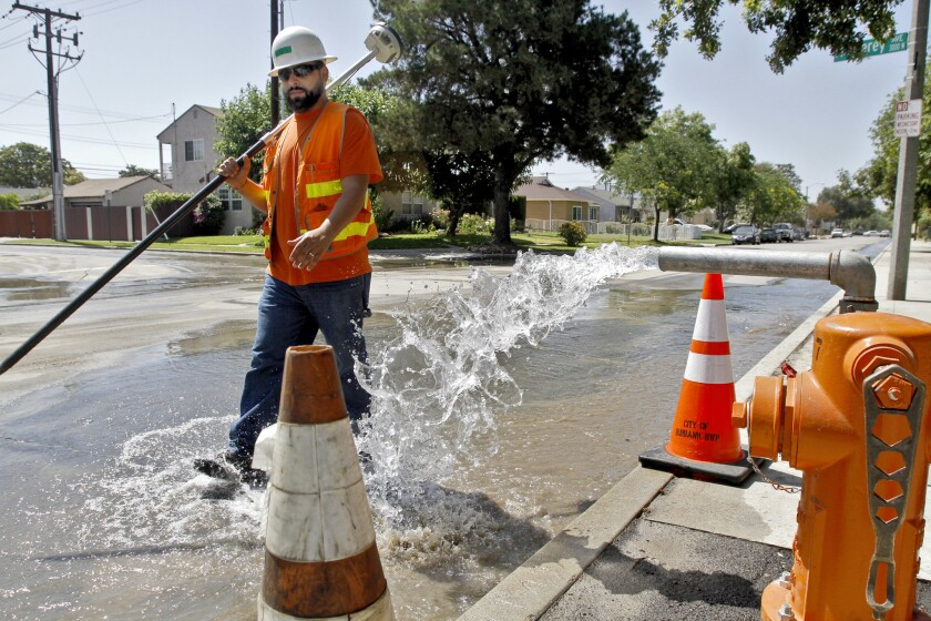 Burbank Water and Power to team up with LADWP - Los Angeles