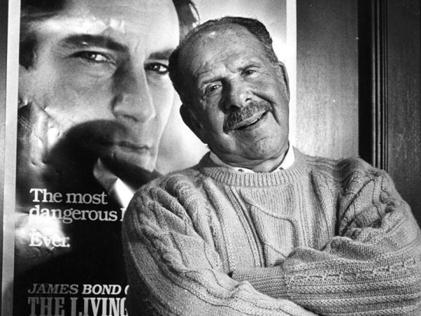 Lee Rich in 1987