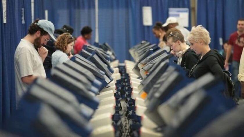 Este martes 8 termina un muy particular proceso electoral en Estados Unidos.