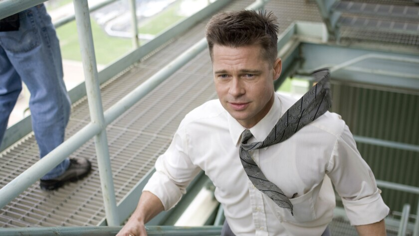 """Watch the Criterion Collection's new extended version of Terrence Malick's 2011 film, """"The Tree of Life,"""" and you'll get to see Brad Pitt take a swig from a bottle of Tabasco sauce."""