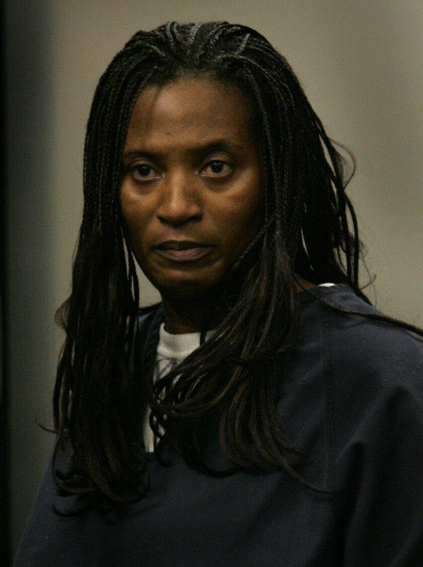Linda Coleman is arraigned in July 2007 in connection with the death of toddler Malachi Roberts-McBride.