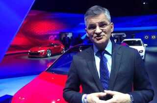 L.A. Auto Show 2014: Executive Michael Horn on Volkswagen's goal to sell 800,000 cars