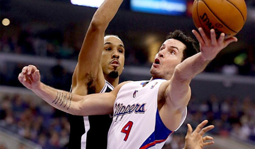 J.J. Redick, who has missed 25 consecutive games, could make his return to the court against Dallas on Thursday at Staples Center.