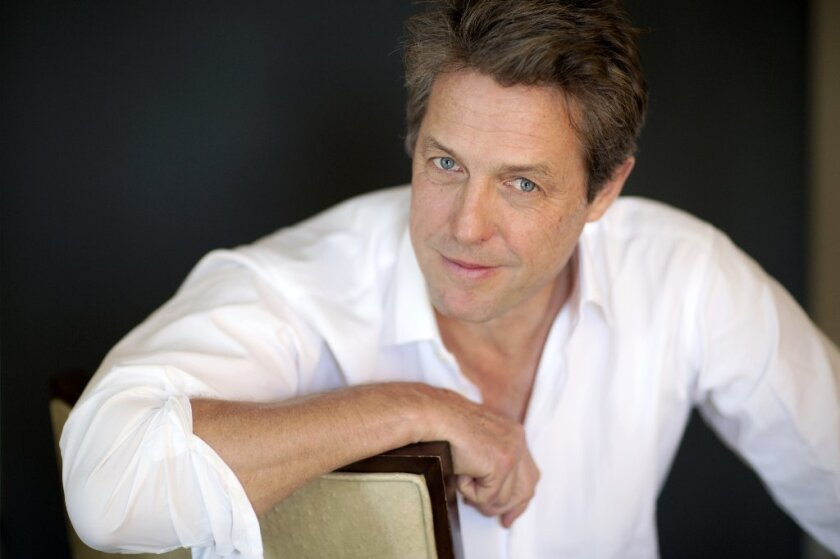 "Hugh Grant, supporting actor contender for ""Florence Foster Jenkins"""