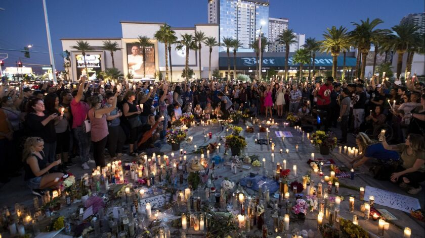 They're shooting to kill us all': Police interviews with Las Vegas