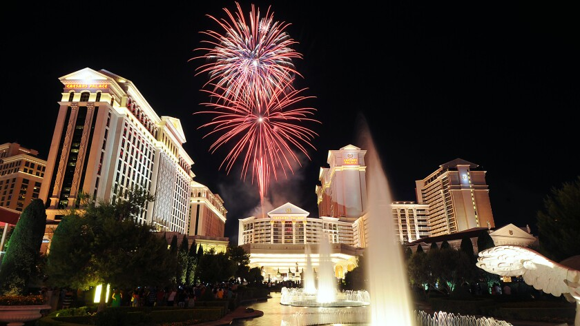 Las Vegas Fourth of July