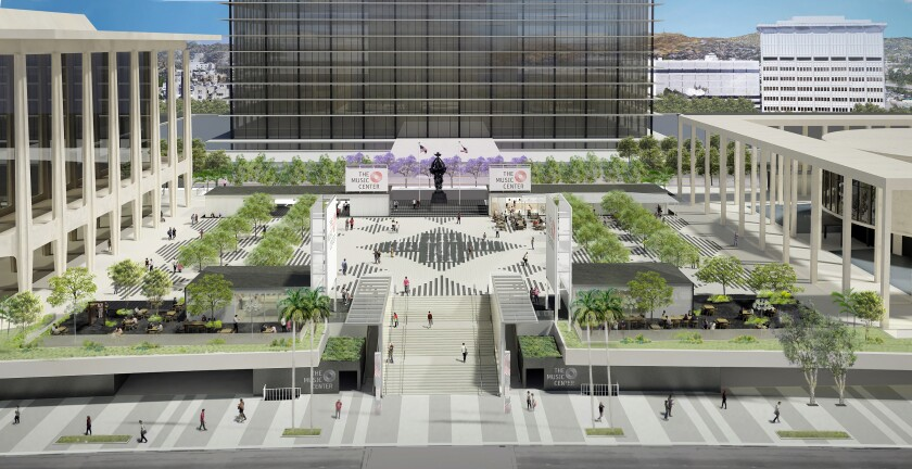 The Music Center Plaza rendering courtesy of Rios Clementi Hale Studios.jpg