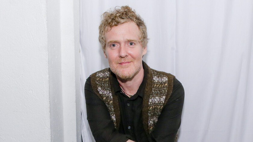 "Glen Hansard - known from the Frames, the Swell Season, the movie ""Once"" and stage musical ""Once"" - is touring as a headliner too. He's at the Hollywood Bowl Aug. 10."