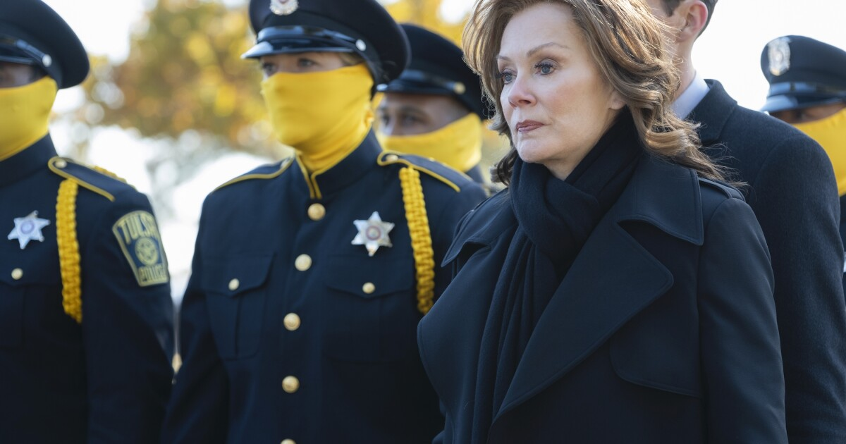 Jean Smart on why 'Watchmen' 'was a gift as an actor'