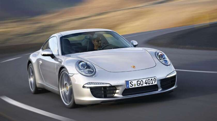 Porsche recalling 911 Carrera, Carrera 4 cars for faulty tailpipes