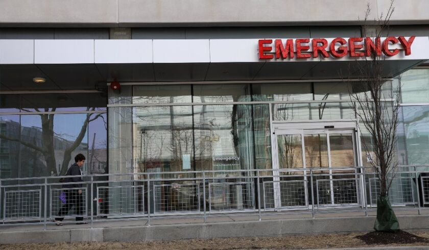 University of Chicago Medicine's trauma center, seen last year, has increased access for residents on the South Side to a Level I trauma center.
