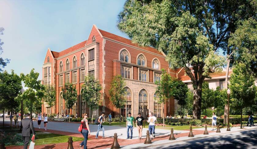 USC building a new $50-million home for its media school