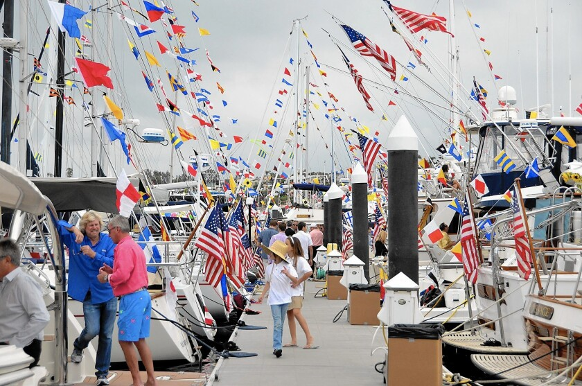 The Harbor Report: Yacht clubs celebrate traditional Opening