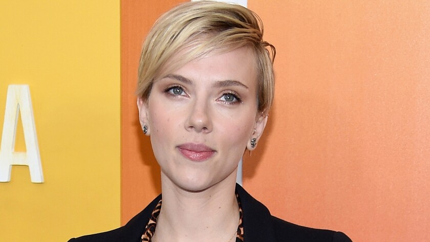 Scarlett Johansson rules the box office