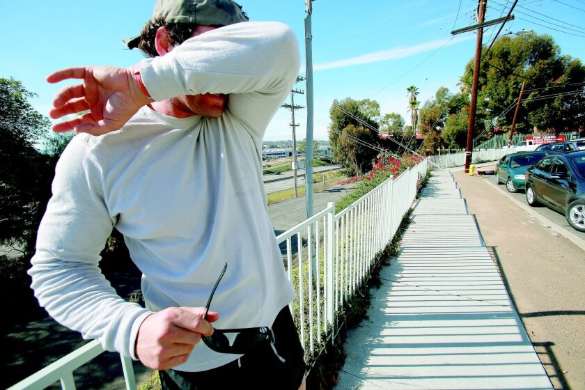 Nathan, a former Navy SEAL who suffers from PTSD after losing 11 fellow SEALS in combat, is back on track with help from Veterans Village of San Diego.