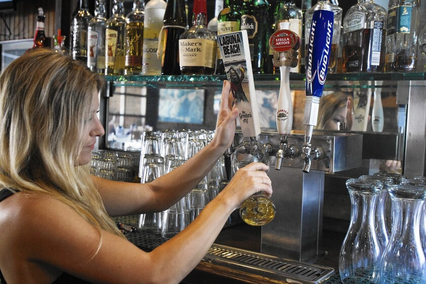 Around Town: Costa Mesa chamber will say 'cheers' to new Hennessey's Tavern in Costa Mesa