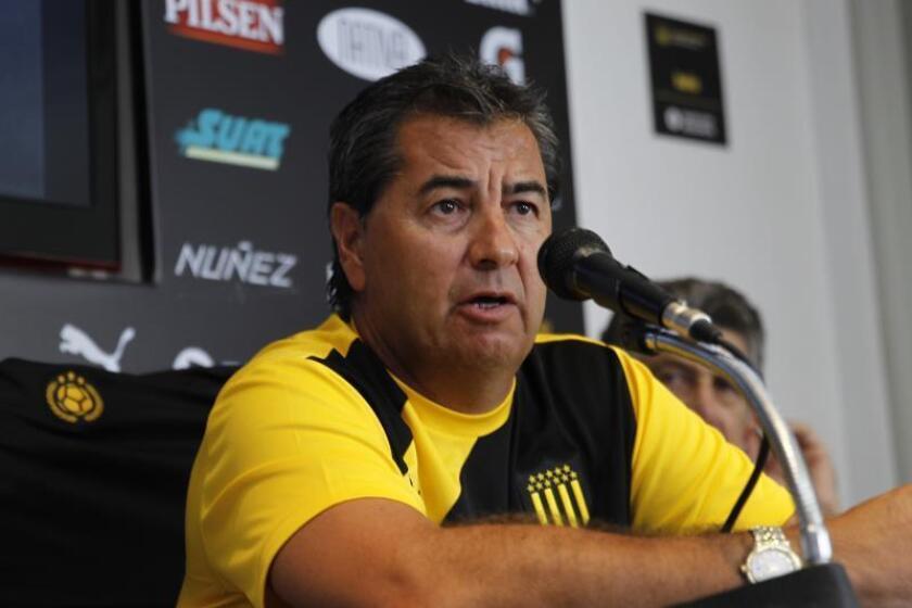"""El entrenador Jorge """"Polilla"""" da Silva. EFE/Archivo"""