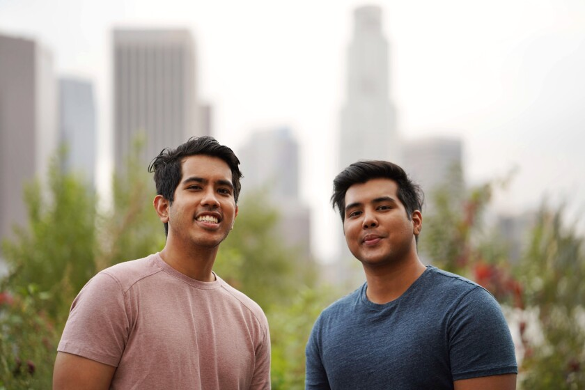Brothers Shaun and Keane Veran are cofounders OURA, a wellness company.