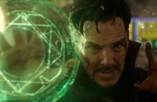 'Doctor Strange' trailer