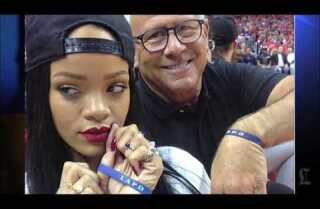 Rihanna gives $25,000 to LAPD after selfie slip-up