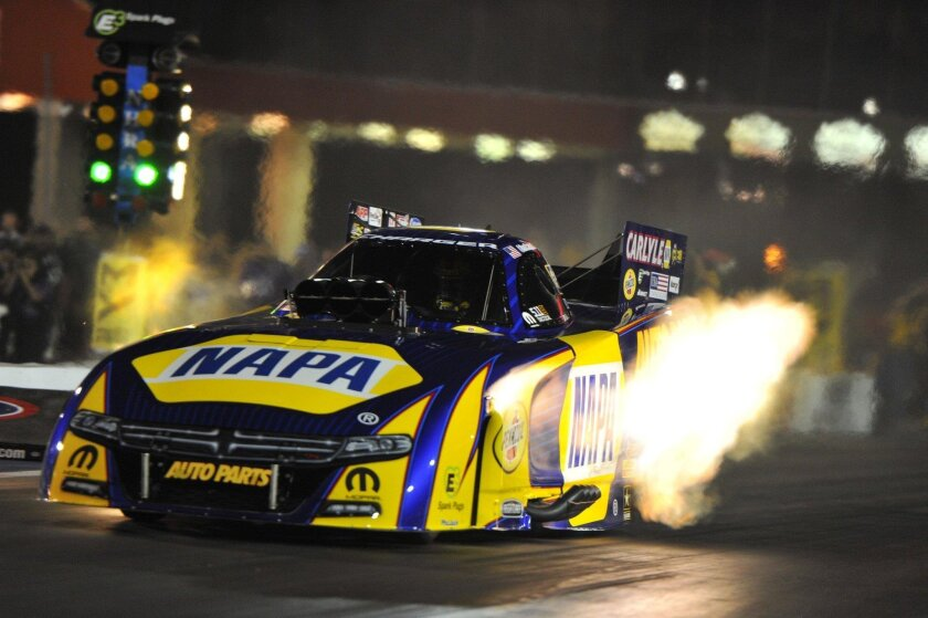 Four wins this season have lifted Ron Capps' career total to 49, including one victory in Top Fuel early in his career.
