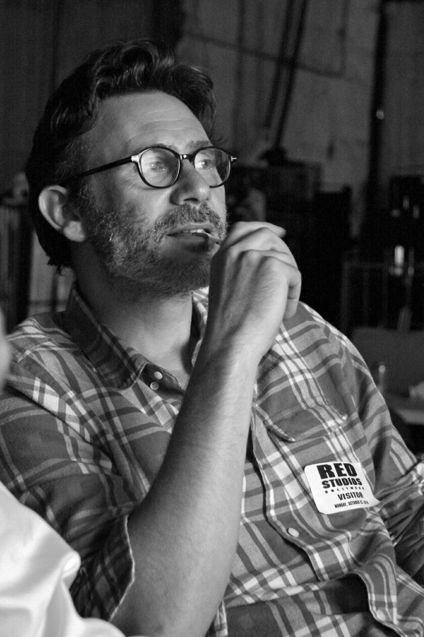 "Michel Hazanavicius, director of ""The Artist."" The Weinstein Co."