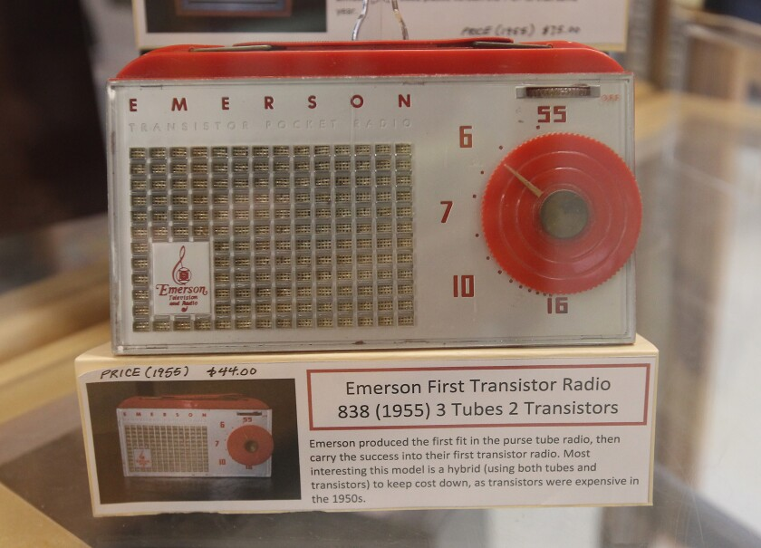 Back from the dead, old radios are saved from landfills by