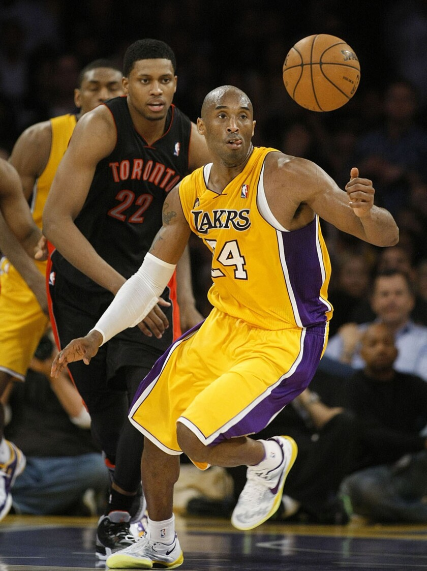 Don't expect to see much of Kobe Bryant on the court with the Lakers in the preseason.