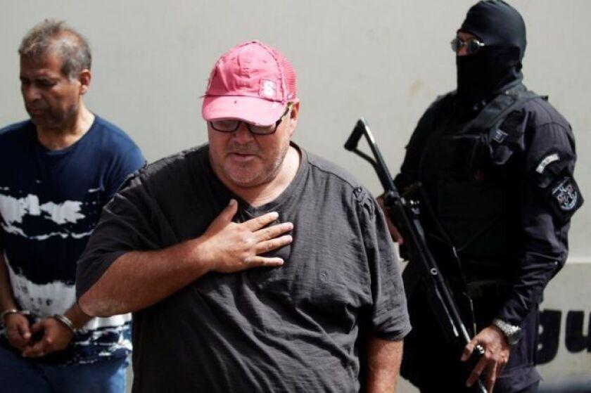 El ministerio público lo señala como cliente de una red de prostitución de menores que fue desmantelada en 2014 y por la que ya fueron condenadas ocho personas.