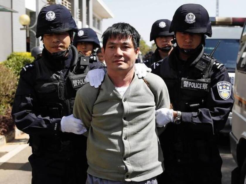 Live China TV coverage of executions raises outcry
