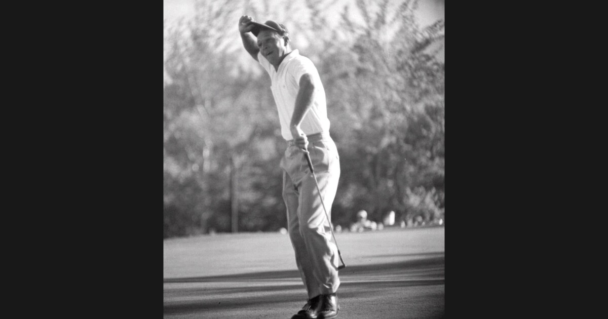 This day in sports: Arnold Palmer rallies to win U.S. Open