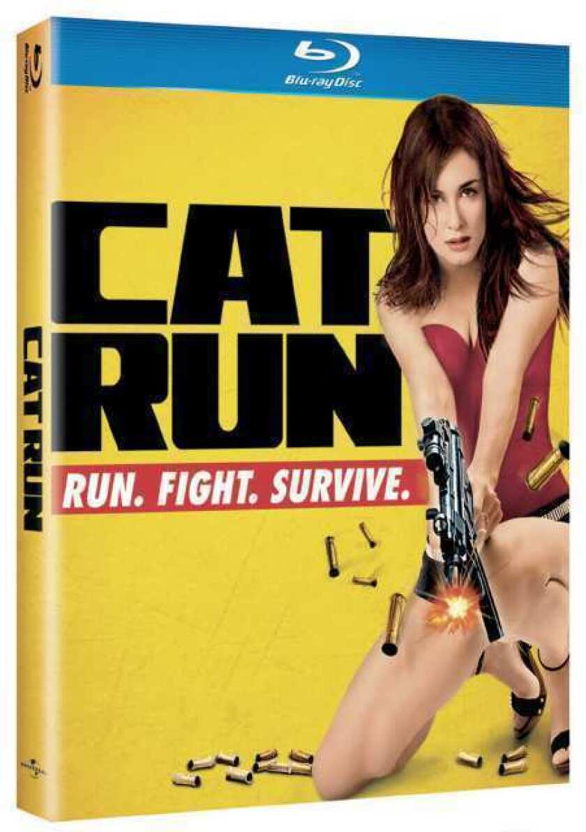 DVD review: 'Cat Run' has some sharp extras