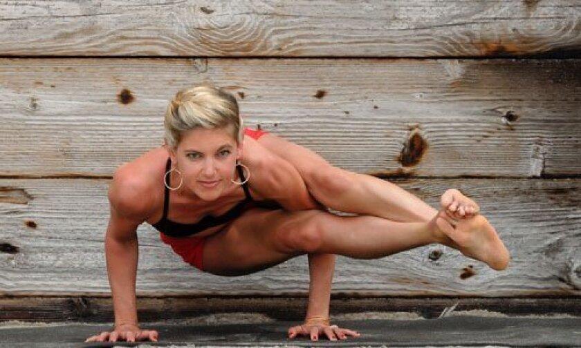 Reegan Lessie, owner of Yoga80. Courtesy photo
