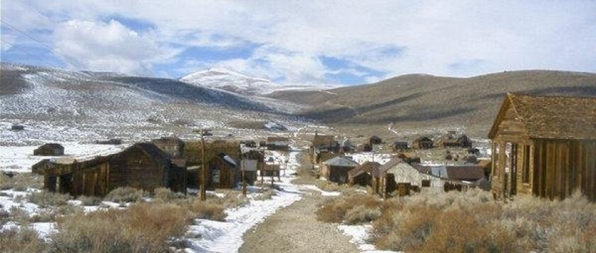 Ghost Towns California Home To Two Spooky Gold Rush Villages