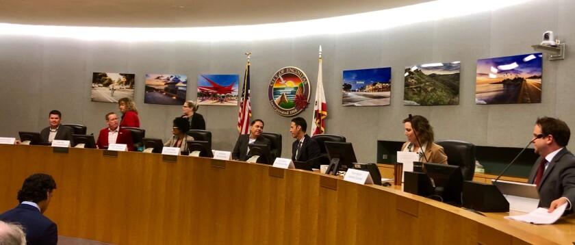 San Diego Community Power meeting, Dec. 9, 2019