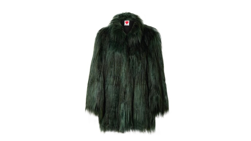 House of Fluff. Faux Fur coats for Image section essentials.