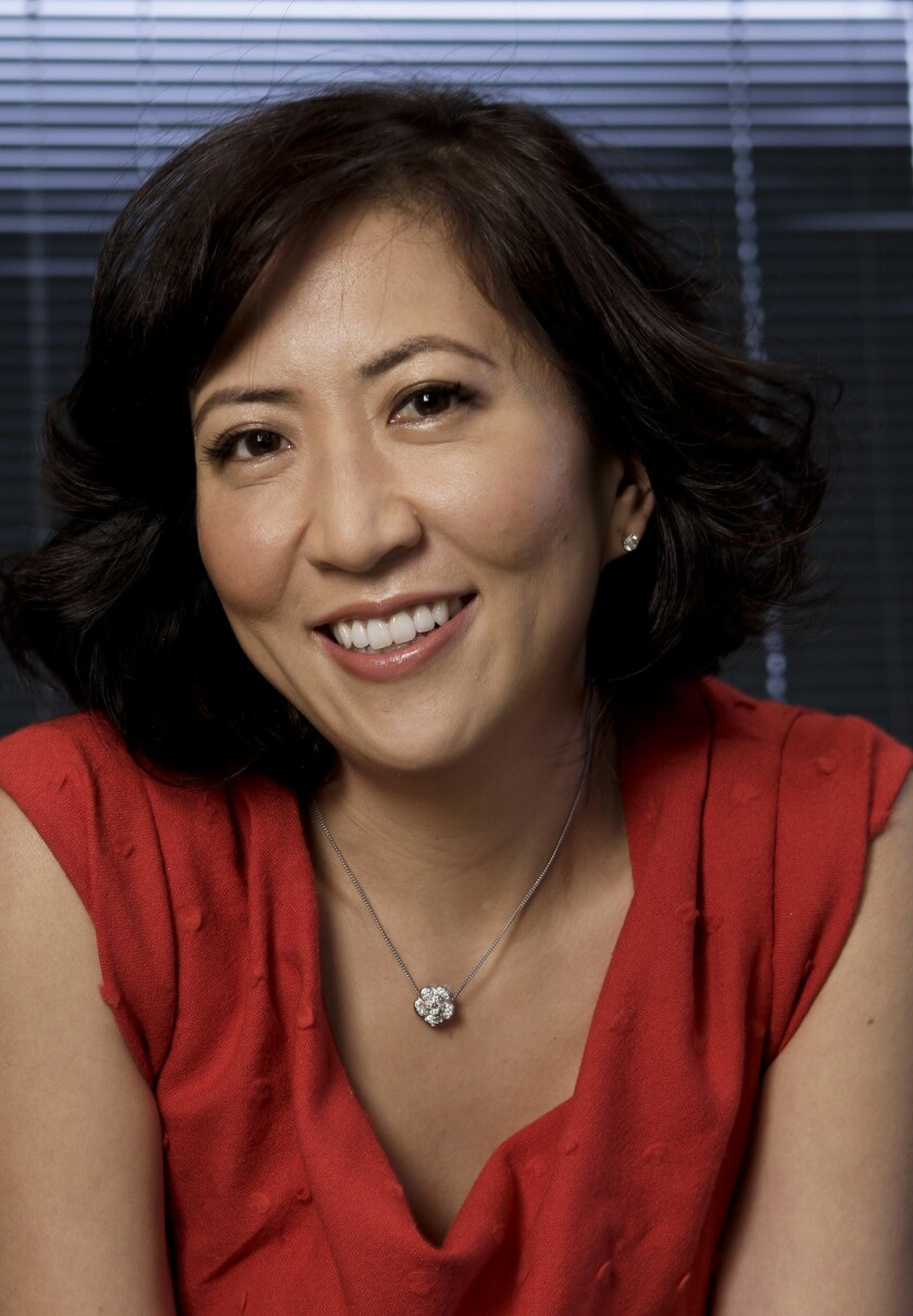 Hollywood Reporter editor Janice Min will take over as head of Billboard and the Reporter in her new position as co-president and chief creative officer of Guggenheim Media's Entertainment Group.