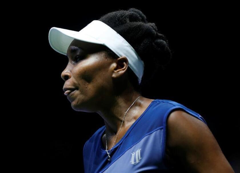 En la imagen la tenista Venus Williams. EFE/Archivo