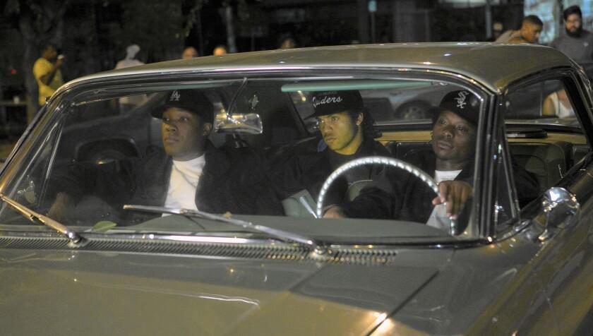 """""""Straight Outta Compton"""""""