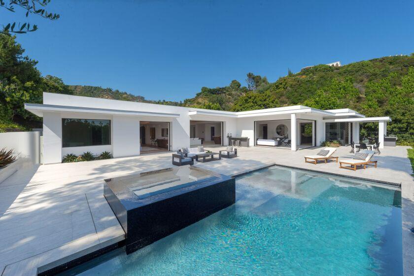 Ilya Kovalchuk's Beverly Hills home | Hot Property
