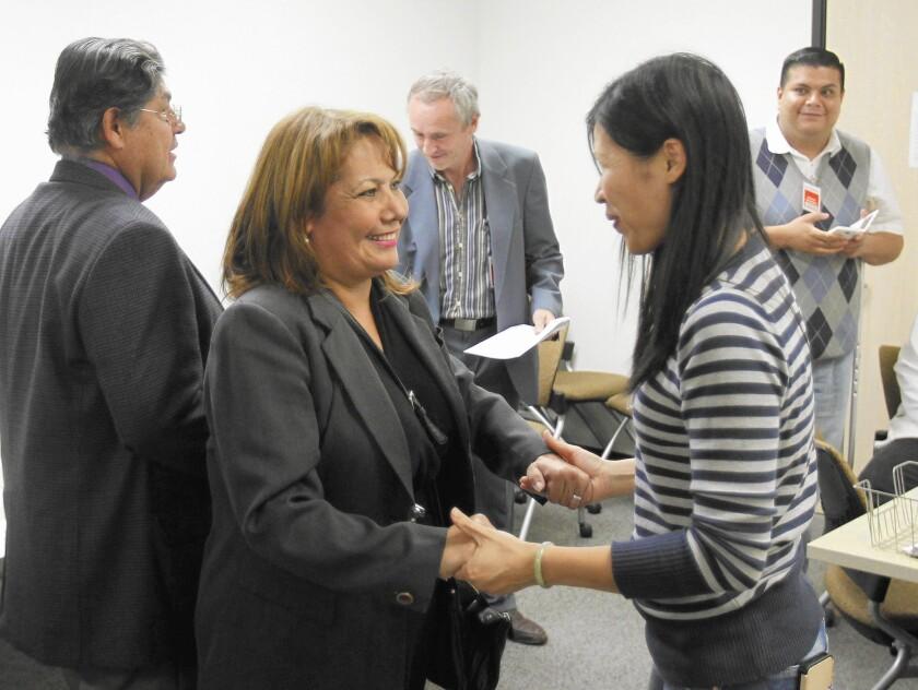 Assemblywoman Patty Lopez