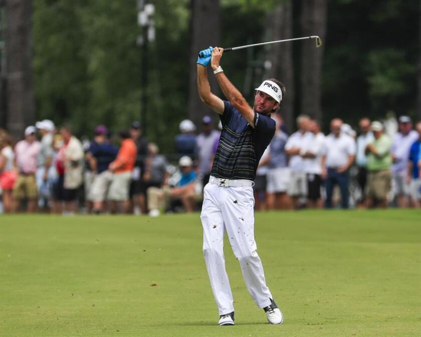El golfista Bubba Watson. EFE/Archivo