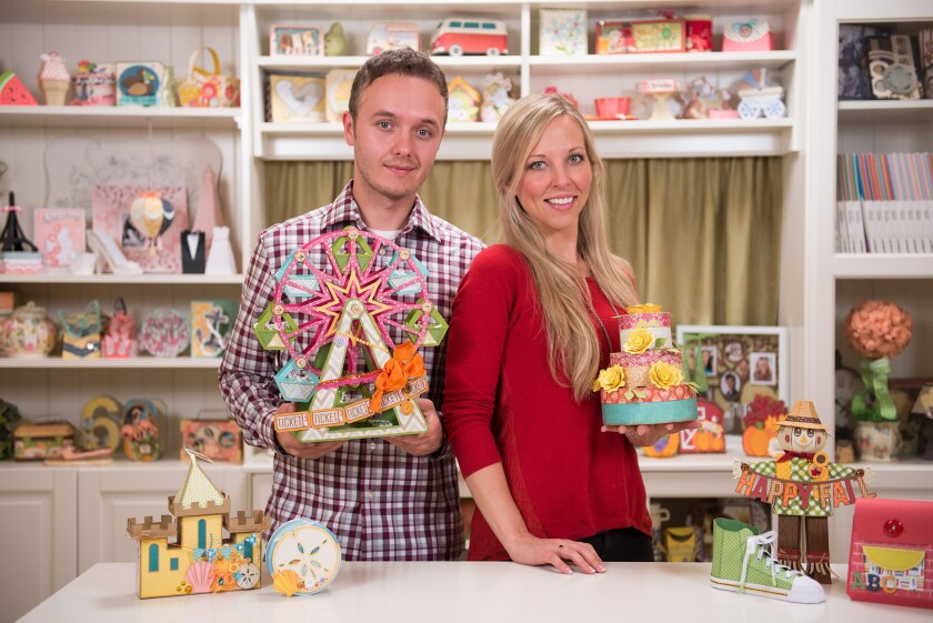 Leo and Mary Kowal, cofounders of Illinois-based SVGCuts, a small paper-crafting business, say winning an American Made award last year gave them instant credibility.