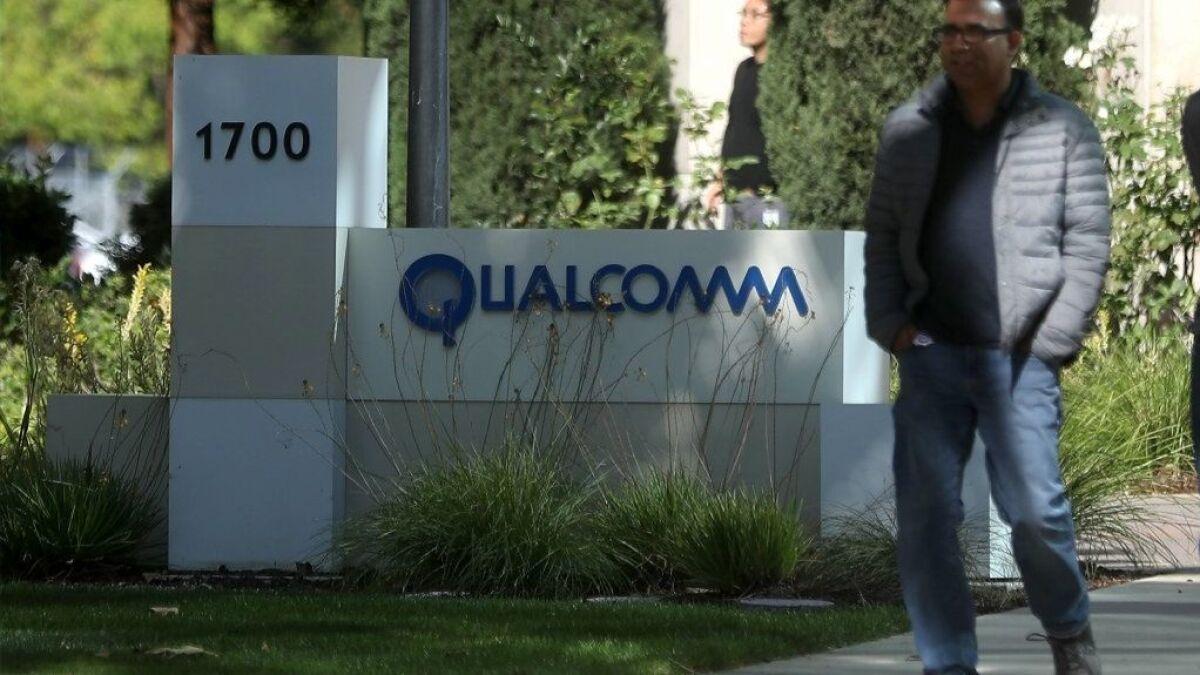Qualcomm trims 94 jobs in San Diego amid cost cutting - The San