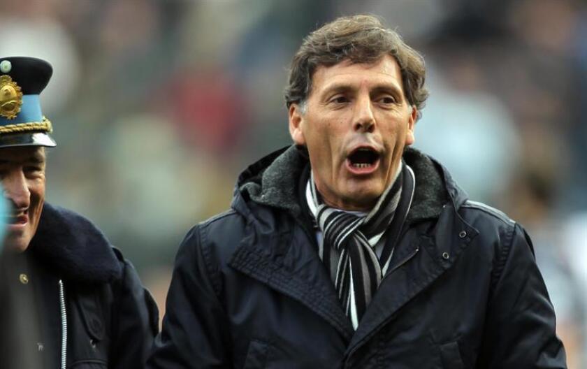 En la imagen, el entrenador de Alianza Lima, el argentino Miguel Ángel Russo. EFE/Archivo