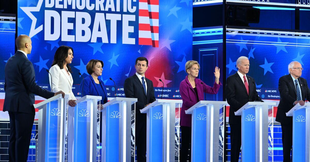 大統領候補ってカリフォルニアを実現する方法論なのです。 そして、次の議論