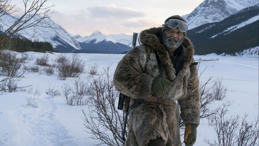 "Jeffrey Wright in the film ""Hold the Dark."""