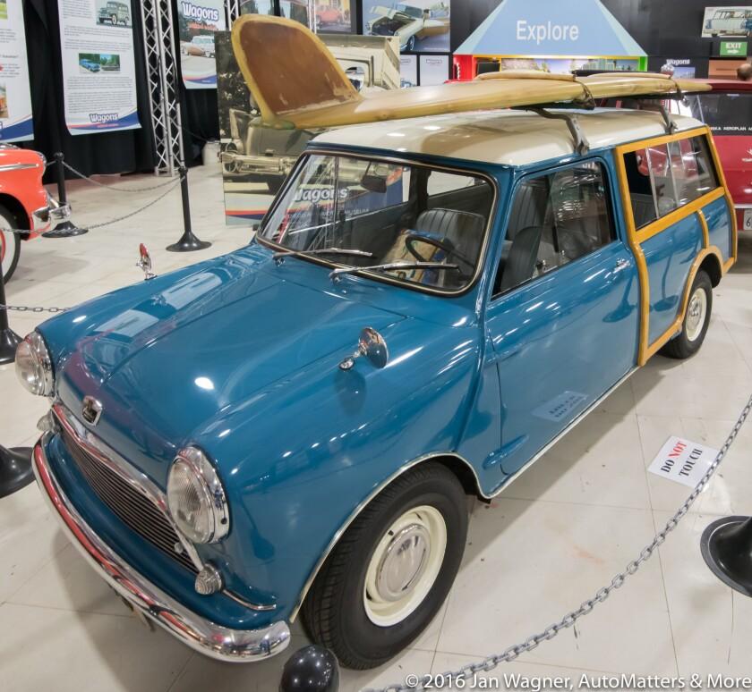 1964 Mini Countryman MK 1 Estate