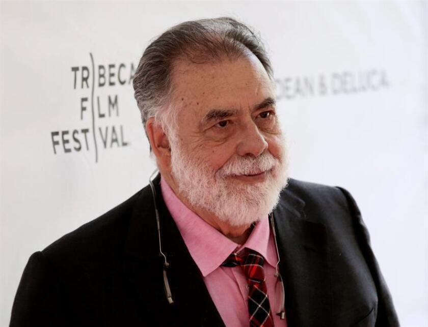 """El cineasta Francis Ford Coppola, a través de su productora American Zoetrope, desarrollará un videojuego basado en su clásico bélico """"Apocalypse Now"""", anunció hoy la compañía en un comunicado. EFE/ARCHIVO"""