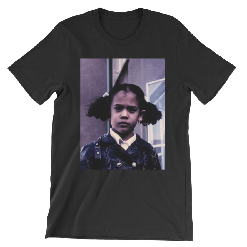 "Kamala Harris' ""That Little Girl Was Me"" T-shirt"